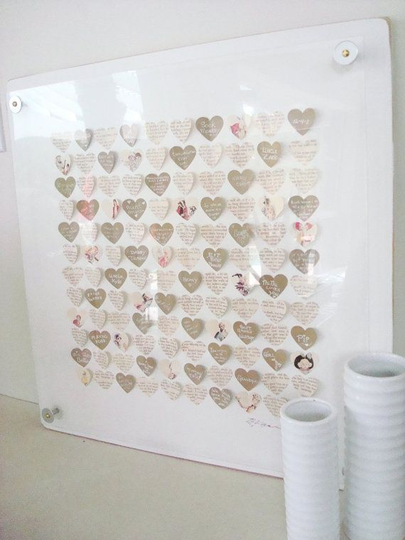 Baby Shower Sign In Book Ideas ~ Best images about guest book ideas on pinterest