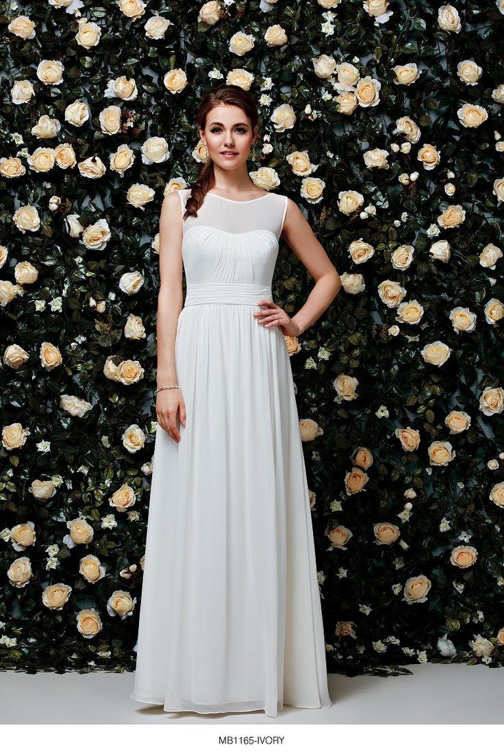 Moir #Bridesmaid Style MB1165