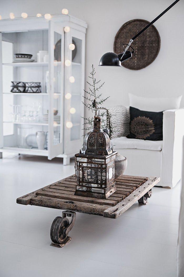 VM designblogg: Λευκά Χριστούγεννα στη Σουηδία