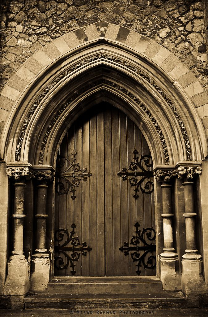 Door Of Faith Gothic Cathedrals Unique Doors Cathedral