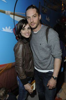 Tom with fiance Charlotte Riley - Tom Hardy Photo (17994603) - Fanpop