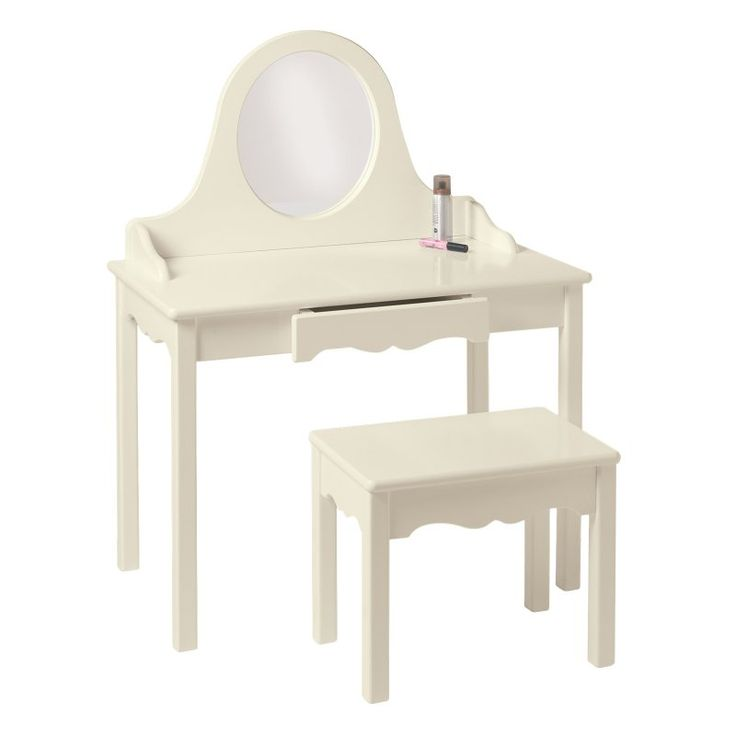 Pretty Me Bedroom Vanity Set - 04729LIN