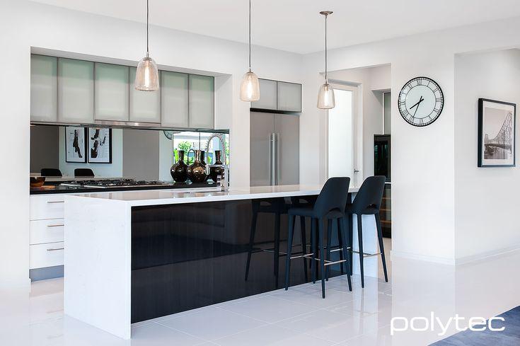 Polytec Overhead Cupboard Doors In Aluminium 5mm 55mm