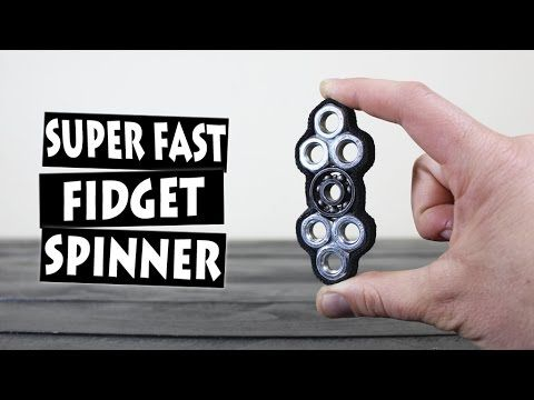 35 best DIY HAND SPINNER FIDGET TOYS images on Pinterest