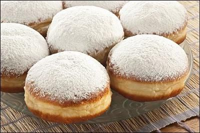Jam-filled doughnuts – Berliner/Krapfen mit Marmelade #German #food #recipe