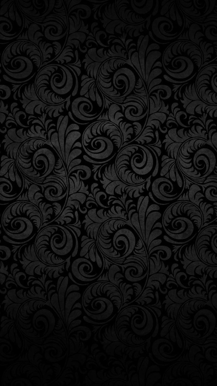 Download Wallpaper 1080x1920 Black background, Pattern, Light ...