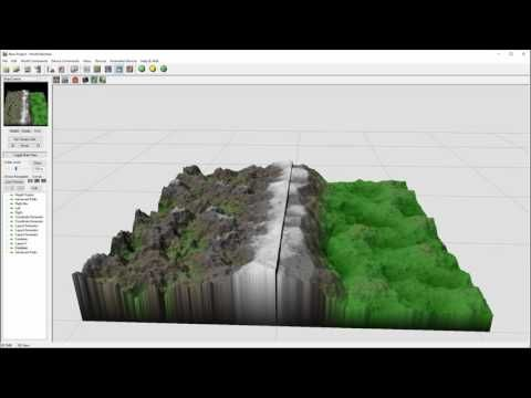 How to stich imported images in World Machine - YouTube
