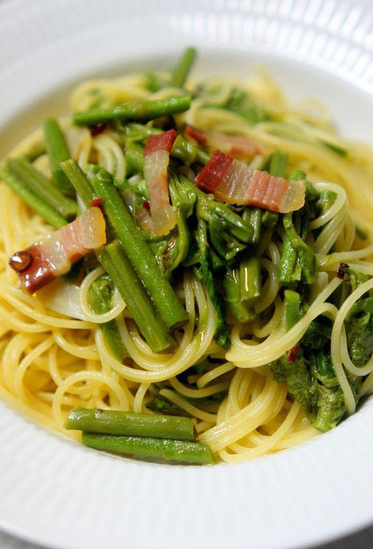 蕨のペペロンチーノ by manngo | レシピサイト「Nadia | ナディア」プロの料理を無料で検索