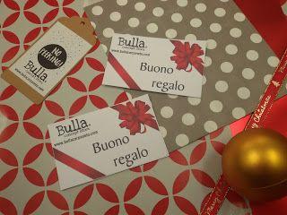 Bulla Carpaneto: Buon giovedì, ormai manca veramente poco a Natale! Hai pensato a tutti i regali?? Se hai poco tempo oppure sei a corto di idee noi di Bulla Carpaneto abbiamo la soluzione!! Una fantastica gift card!! #gift #card #giftcard #buono #regalo