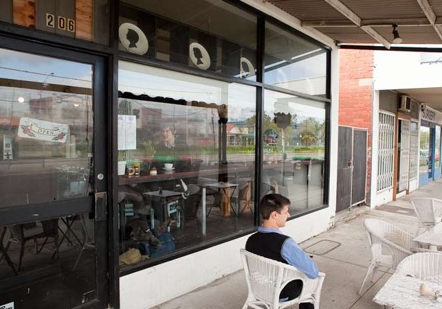 The Breakfast Club - St Georges Road, Northcote. Do try the Stax Toast - it's delish.