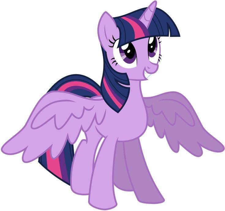 Vector Princess Alicorn Twilight Sparkle by KyssS90 on DeviantArt