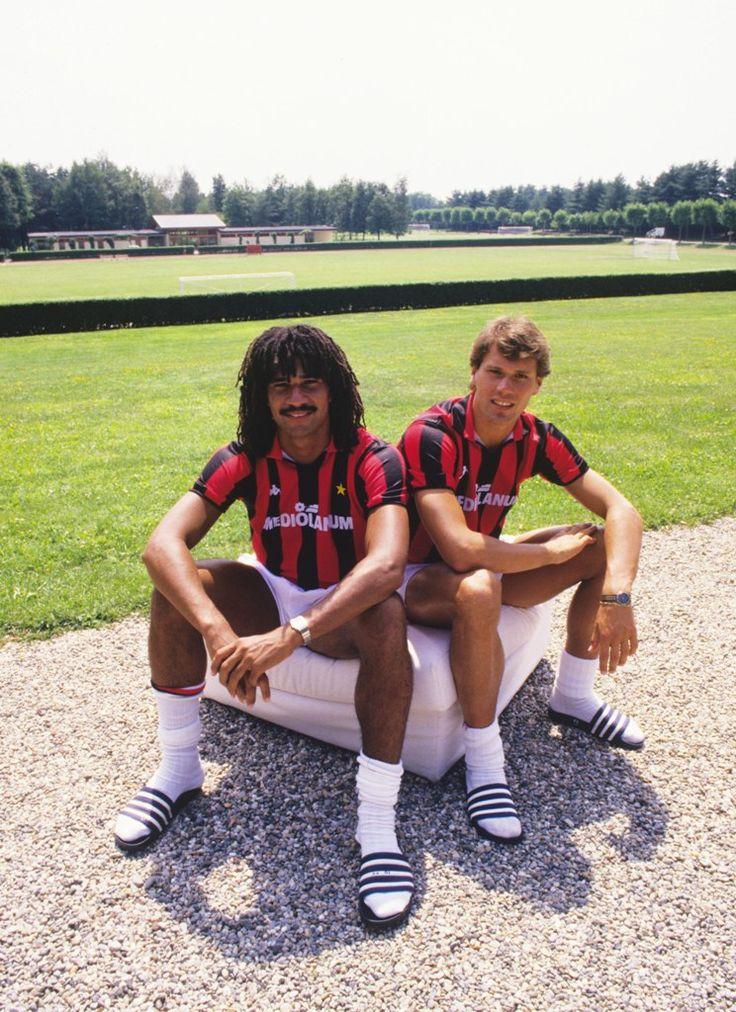Ruud GULLIT (1987-1993 & 1994) & Marco VAN BASTEN (1987-1995)