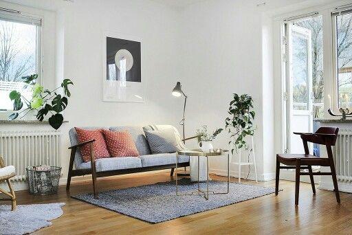 Vårt fina hem - snart till salu Ikea Ekenäset soffa Soffbord George Hög från…