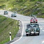 20th British Classic Car Meeting- Engadin St. Moritz, Grisons, Switzerland