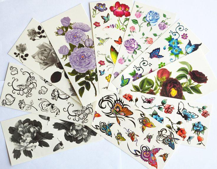 Todo con las flores: decorar, crear, degustar, cuidar...................: Una rosa de tatuaje
