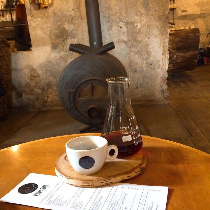 Kavarna co hleda jmeno•moje dalsi srdcovka❤️• vic meetingu s bossem tady•davam V60☕•je to bozi!  #prague #praha #meetingwithmyboss #kavarnacohledajmeno #v60 #coffee #afternooncoffee #coffeelover #coffeetime #tasteofcoffee #tasteactually #milujukafe #foodblog #foodblogger #czechfoodblogger jsem #kavarenskypovalec #smichov #kafe