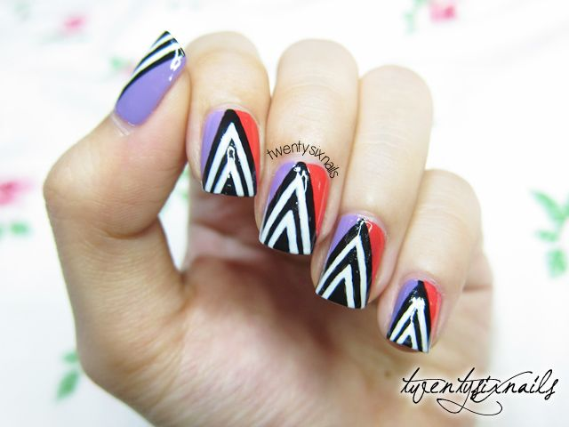 100 best my nail art twentysixnails images on pinterest girly nail art design nail art singapore twentysixnails edgy nails pink nails prinsesfo Choice Image
