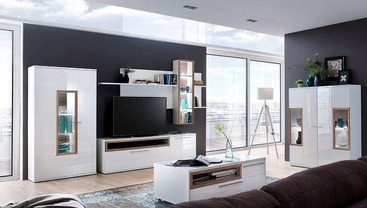 die besten 25 highboard eiche ideen auf pinterest kleines entertainment center sideboard. Black Bedroom Furniture Sets. Home Design Ideas