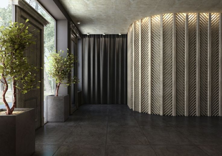 Awesome feature wall