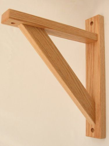 for open shelving...diy bracket...shouldn't be hard.
