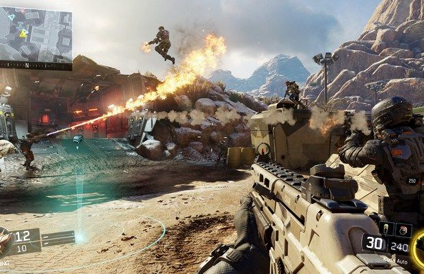 Check out These 4 New Black Ops 3 Screenshots