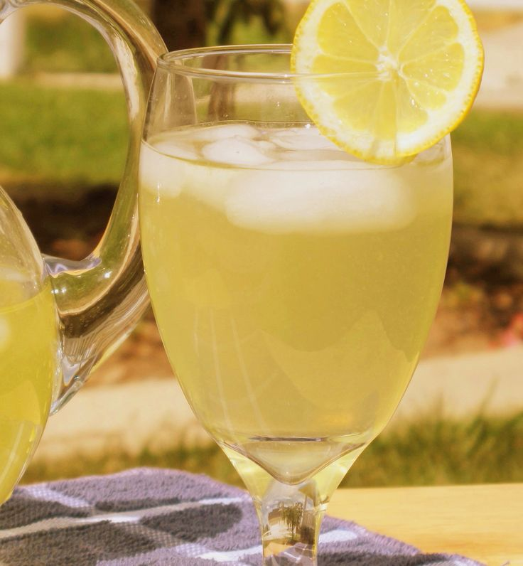 Sparkling Ginger Lemonade | Tasty Kitchen: A Happy Recipe Community!