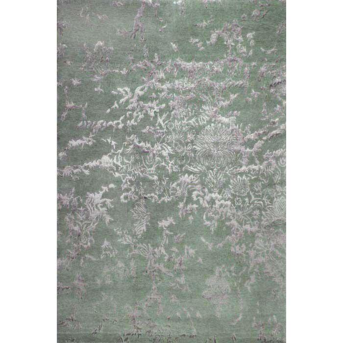 Ковер цвета зеленой волны Ангилья Anguilla Aqua #ковер #ковры #дизайн