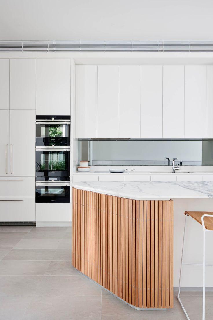 Kitchen | Paddington Terrace by Georgina Wilson Architects | est living