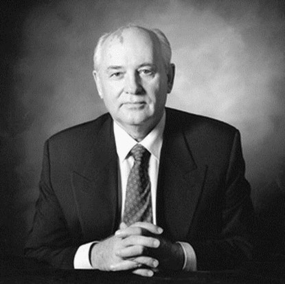 the politics of mikhail gorbachev in the soviet empire Empire falls: the revolutions of 1989 inconsistent reformer mikhail gorbachev the system out of existence and set adrift the soviet empire in eastern.