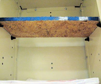 Sugru Locker Shelf                                                       …