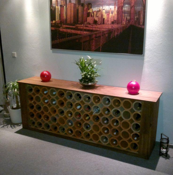 25 best ideas about weinregal selber bauen on pinterest. Black Bedroom Furniture Sets. Home Design Ideas