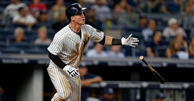 Yankees 5, Rays 4: Tyler Austin's Homer in Bottom of Ninth Lifts Yanks to a Win