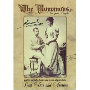 The Romanovs: Love, Power and TragedyRoyal Families, Romanov Families, Alexander Bockanov,  Dust Jackets, Imperial Families, Russian Royalty,  Dust Covers, Book Jackets,  Dust Wrappers