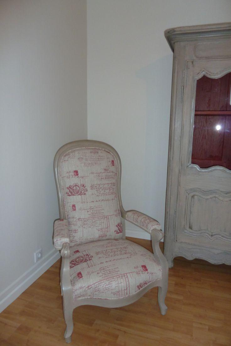 les 19 meilleures images du tableau fauteuil voltaire sur pinterest fauteuil voltaire. Black Bedroom Furniture Sets. Home Design Ideas