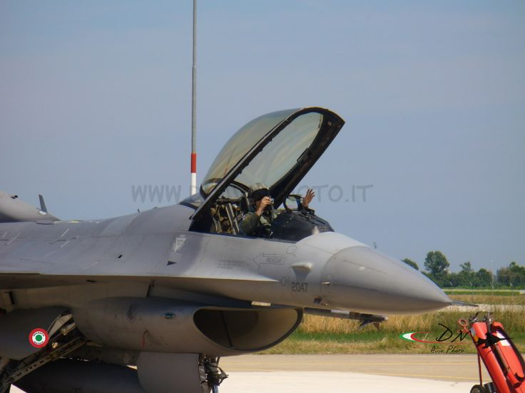 "F-16 ""Buzzards"" Spotter Day 2008 Cervia AB www.dnaviophoto.it"