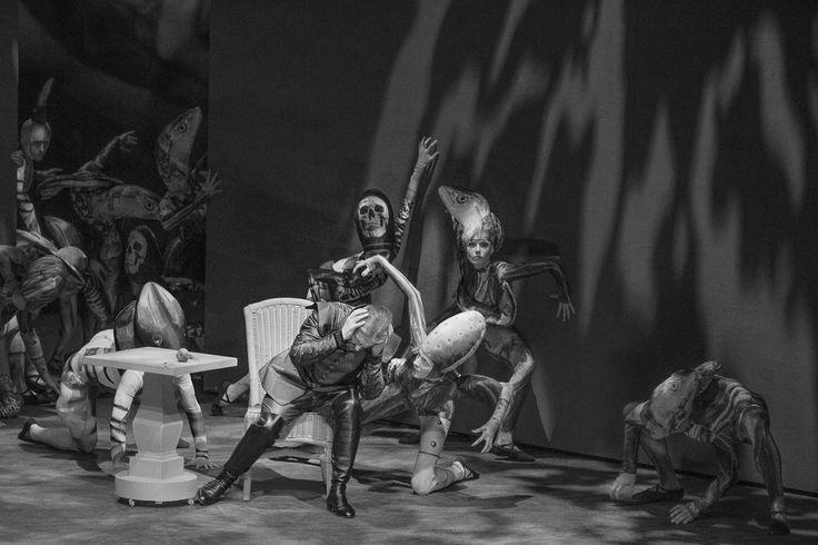 """Zdjęcia które wykonałem na próbie generalnej do opery """"Don Carlos"""" w Operze Nova 22.04.2016. Miłego oglądania :)"""