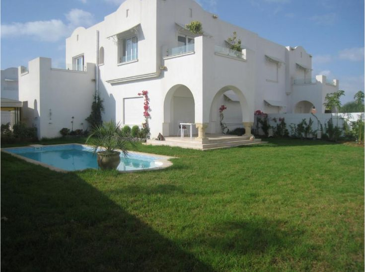17 best Idées villa Tunisie images on Pinterest Mansions, Villa