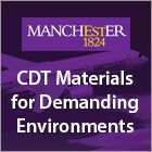 Featured Advert For University of Manchester