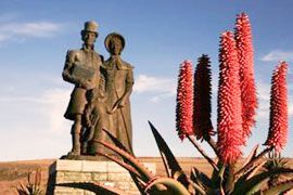 1820 Settlers National Monument, Grahamstown - Eastern Cape.