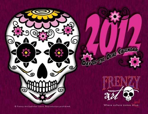 Love Dia de Los Muertos