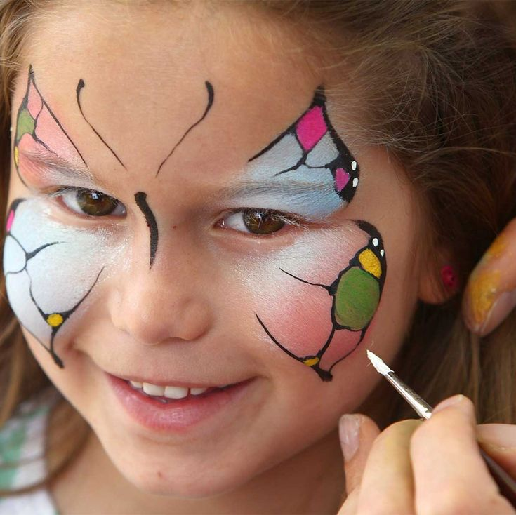 34 best Body & Face Painting images on Pinterest
