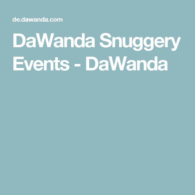 DaWanda Snuggery Events - DaWanda