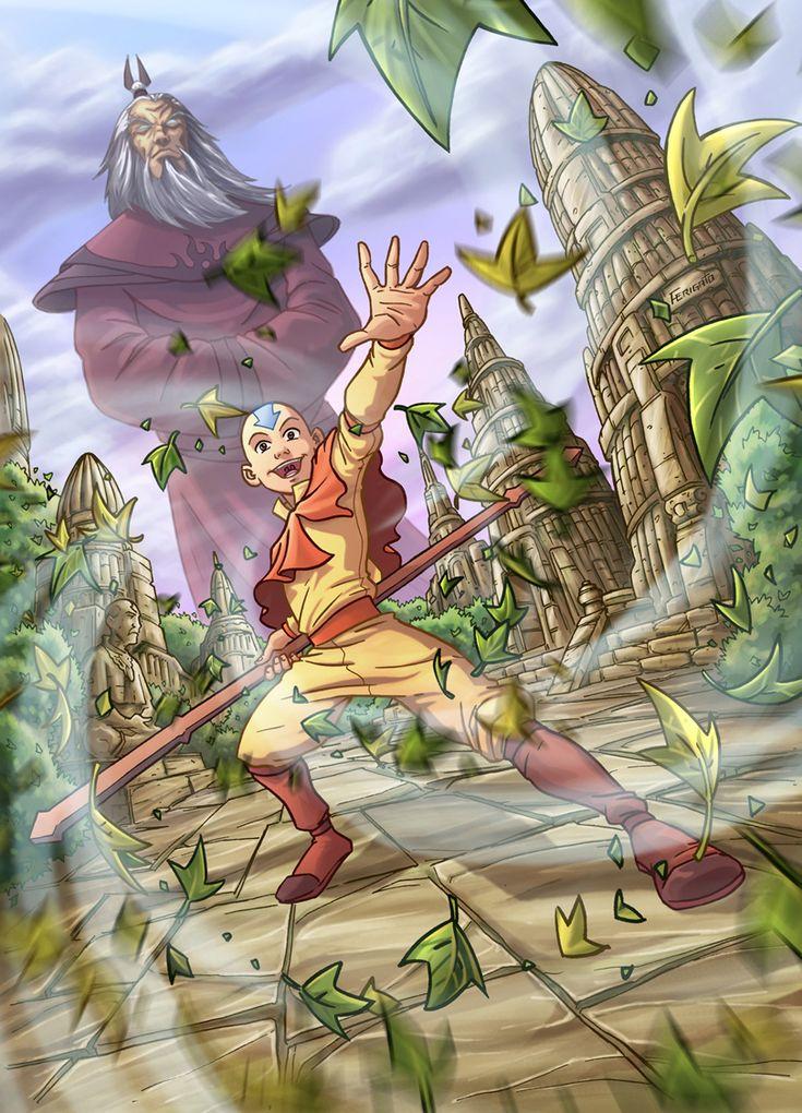 Avatar: The Last Airbender. @alejandroweisha
