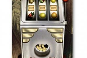 Casino crown slot machine for sale