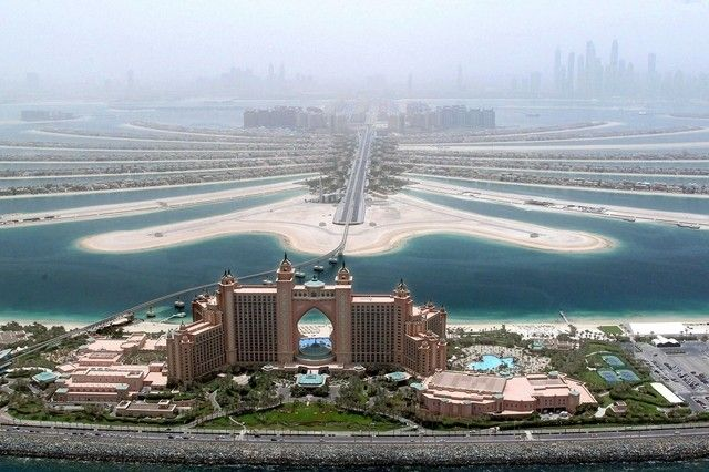 Ssangyong and Besix win contract for $1.4 billion Royal Atlantis resort project in Dubai