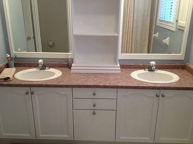 Luxury Large Bathroom Mirror with Storage