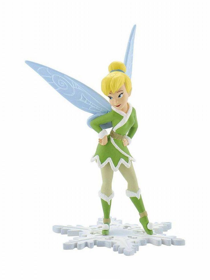 Elle se destine tout spécialement aux petits collectionneurs fans des personnages hauts en couleurs de #Disney #figurine #fée #féeclochette #peterpan