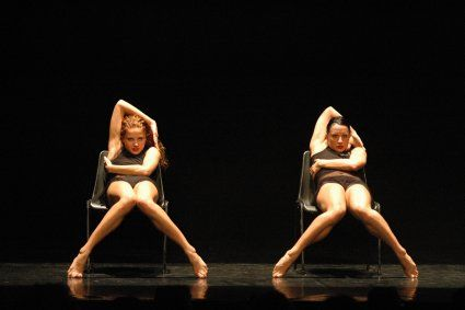   Dansgroep Amsterdam (c) Foto: Caroline de Otero