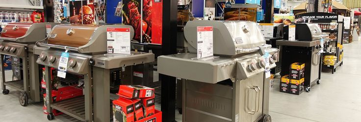 Use Consumer Reports' guide to find the best gas grills at Lowe's. With so many grills to choose from at the home center giant, we can help you get the right grill for your budget.