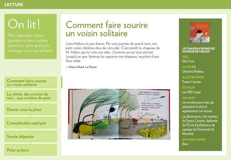 Nos suggestions - La Presse+